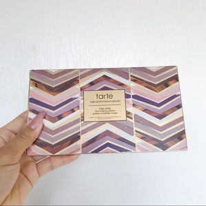 Tarte clay play contour and eyeshadow palette